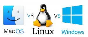 Windows Mac Linux