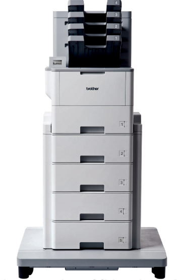 comparar impresora brother blanco y negro