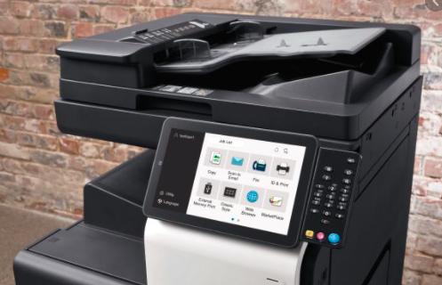 fotocopiadora monocromo madrid
